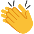 clapping hands