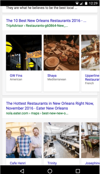 google-rich-cards-restaurants