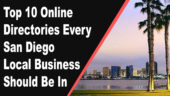 Top 10 Directories San Diego Businesses Should Be In